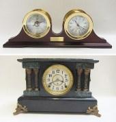 seth thomas mantel clock instructions
